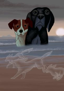 The Plague Dogs DOES Have A Happy Ending by NostalgicChills