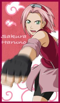 The New Sakura Haruno by Kairi-Moon