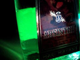 Absinthe by nubes