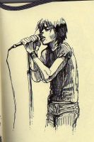 moleskine sketches: singer by Francy035b