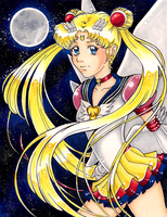 Eternal Sailor Moon by miserable-dreamer