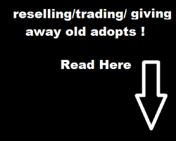 Reselling/trading/giving Away Old Adopts (old post by KillerCats101