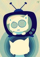 television effect by nasiputih25