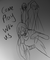 Come Play With Us by DrSpencerReidBietch