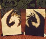 Dragon Icons by morgandria
