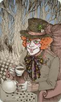 Mad as a Hatter by Sash-kash