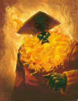 Demon LeChuck by SirIce