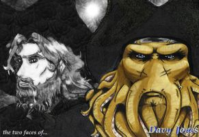 The two Faces of Davy Jones by Sakura-Jones