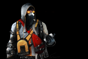 -=WIP=- Killzone_fan_art by AniMargo