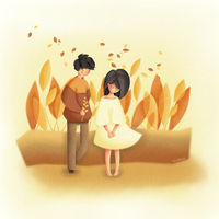 You Are My Autumn by rindao317