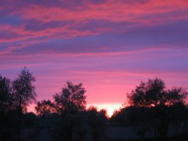 Stormy Sunset 0166 by toolman22wrf
