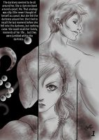 Hannibal mermaid AU - I put a spell on you 1 by FuriarossaAndMimma