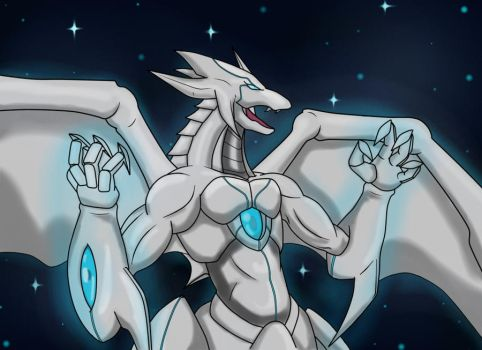 Neo Space Dragon by D3-shadow-wolf