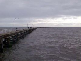 Busselton Jetty by Infected-Rose