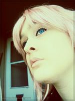 Marluxia: Head shot by capriciousgamzeee