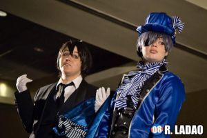 Anime Midwest 2012 Masq by theHEROEScosplay