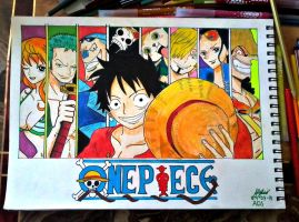 one piece 2 by arnisoterio