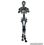 Robot png stock 2 by Direwrath