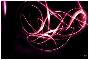 Pink Light by Crowdy