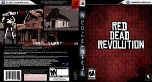 Red Dead Revolution by MuuseDesign