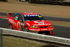 Craig Lowndes by Mitchography