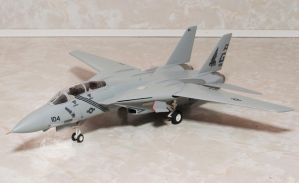 Hobby Crap F-14A Tomcat Finished 3 by AEisnor