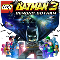 LEGO Batman 3 Beyond Gotham by POOTERMAN