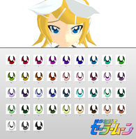 _MMD_ Sailor Moon eyes _DL_ by xXHIMRXx