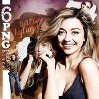 PNG PACK (147) Sarah Hyland by DenizBas