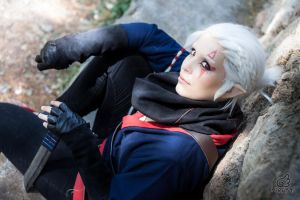 Casual Impa - Free Day by FantasticLeo