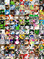 Icon Batch 7 by TheDoggyGal