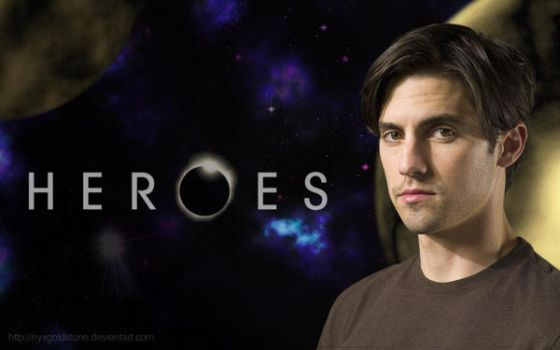 Peter Petrelli Wallpaper by nyxgoldstone