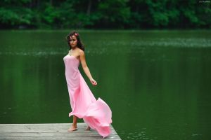 Lake Fairy by platen