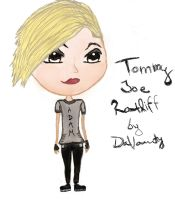Tommy Joe Ratliff  (upgrade version) by DAVanity