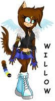 Willow Unn B'hernan by SapphiresFlame