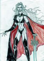 Lady Death by theaven