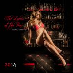The Ladies at the Bar - Calendar 2014 by wulfman65