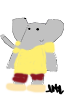 Me As A Babar by irfandy-simpson