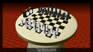 The Royal Game by cjmcguinness