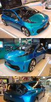 Prius c concept by gupa507