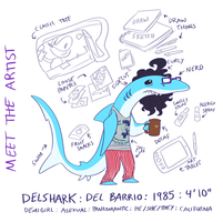 Meat the Shartist by delSHARK