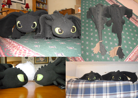 Old Toothless photos by Super3dcow