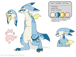 Rayner fursuit concept by R3llO