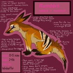 Create Your Own Rumbbit! by NightmareAdoptables