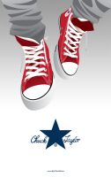 Chuck Taylor by spartworks