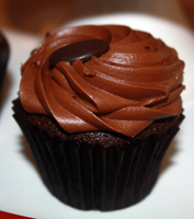 Chocolate Cupcake by EnchantedCupcake