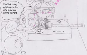 Dark Yin x Timmy_More evil love to a boy? XD by RegularBluejay-girl