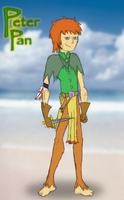 Neverland: Peter Pan by Mr-M7