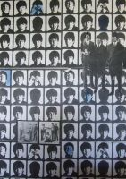 the beatles by blonde-thinking