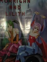 Morrigan and Lilith by shiny-latios01